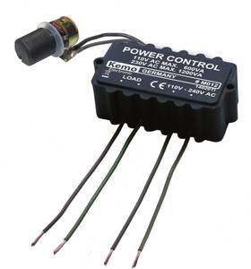 Teljesítmény szabályzó modul 110-240V/AC Kemo M012 Kemo