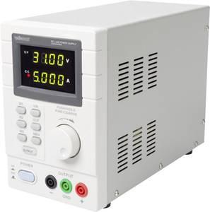 Szabályozható labortápegység 0 - 30 V/DC / 0 - 5 A 150 W 1x kimenet Velleman LABPS3005DN Velleman