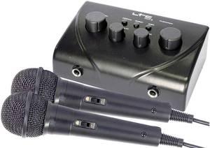 Karaoke berendezés LTC Audio TV-STATION Karaoke funkcióval, Mikrofonnal LTC Audio