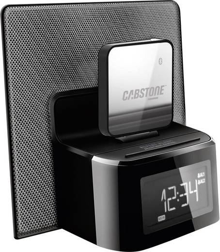 Cabstone rádiójel vezérlésű átvitel, DockingStreamer, Bluetooth 2,4 GHz