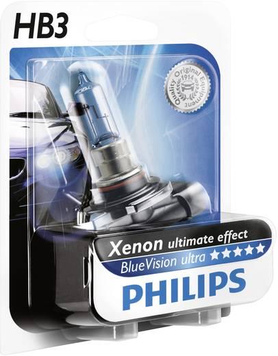 Philips Vision HB3 12 V P20d, átlátszó