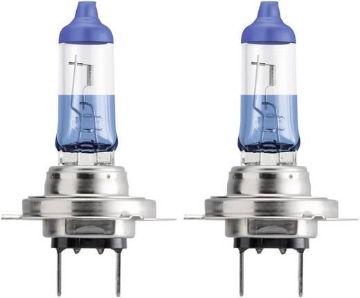 Philips Colorvision H7 12 V 1 pár PX26d, kék
