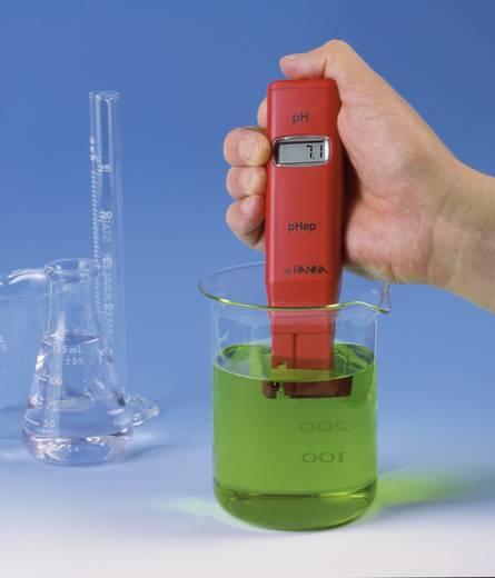 PH mérő, 2 pontos kalibrálás 0-14 pH, Hanna Instruments HI 98107 pHep