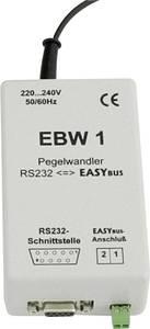 Greisinger EBW 1 interfész konverter RS232-ről EASYbus-ra , EASYLog sorozathoz Greisinger