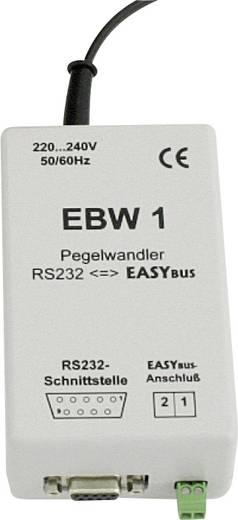 Greisinger EBW 1 interfész konverter RS232-ről EASYbus-ra , EASYLog sorozathoz