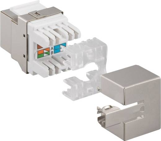 KeyStone Jack CAT 6 RJ45, LSA, STP, SNAP-IN, Shielded