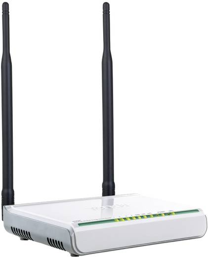 WLAN router 2,4 GHz 300 Mbit/s Tenda W309R