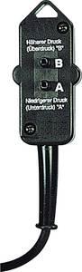 Greisinger GMSD 10 BR relatív nyomásszenzor GMH 3151/3156/3111 és GDUSB 1000-hez Greisinger