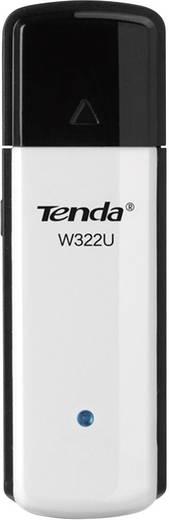 WLAN stick USB 2.0 300 Mbit/s 2.4 GHz Tenda W322U