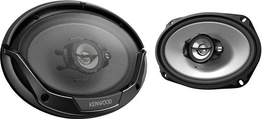 3 utas triaxiális beépíthető hangszóró 400 W Kenwood KFC-E6965