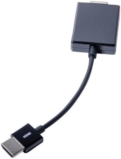 Átalakító kábel, HDMI-ről VGA-ra, Club3D