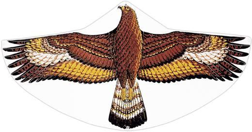 Papírsárkány, egyzsinóros szirti sas mintájú gyereksárkány, 1220mm, Günther Flugspiele 1146