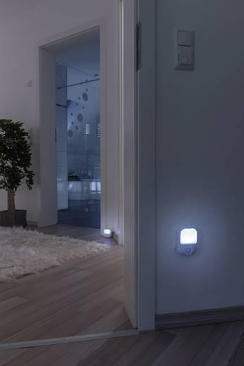 Éjszakai fény Ovális LED Hidegfehér Renkforce Kim N047 Fehér