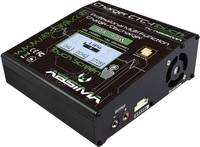 Akkutöltő 100 - 240 V, 11 - 18 V/DC töltőáram 0.1 - 10 A, Absima (4000021) Absima