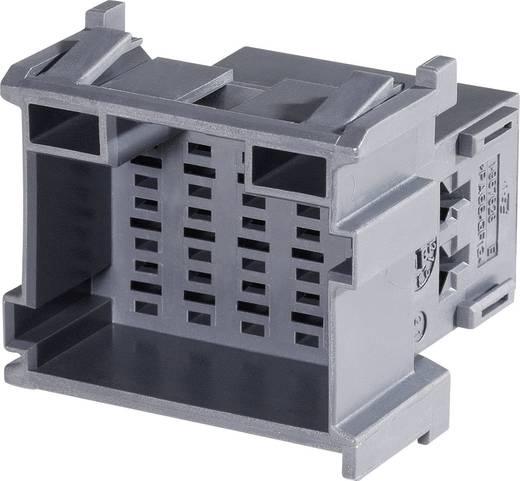 J-P-T Laposérintkezős dugó ház, 1-967628-1 TE Connectivity , tartalom: 1 db