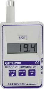 Greisinger GFTH 200 digitális hőmérő és páratartalom mérő Greisinger