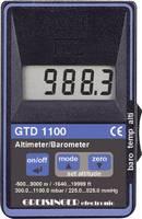 Greisinger GTD 1100 digitális barométer és magasságmérő 0,3...1,1 bar Greisinger