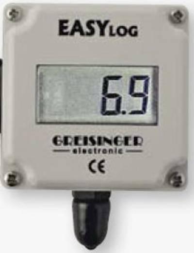 Greisinger EASYLog 40NS K 0-20 mA szabványos jel adatgyűjtő, lithium elemmel