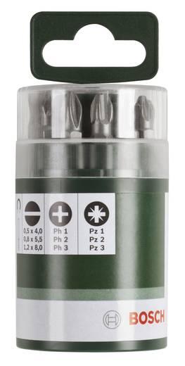Bosch Torx BIT készlet, 10 részes