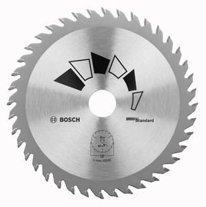 Bosch Accessories Standard 2609256806 Keményfém körfűrészlap 150 x 20 mm Fogak száma (collonként): 24 1 db Bosch Accessories
