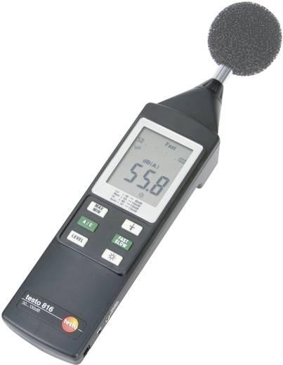 Zajszintmérő, hangnyomásmérő műszer Testo 816