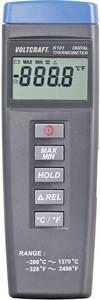 """1 csatornás digitális """"K"""" típusú hőmérő, -200 - +1370 °C, Voltcraft K101 VOLTCRAFT"""