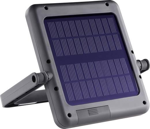 LED-es napelemes kempinglámpa, Renkforce SunPad 97001c48