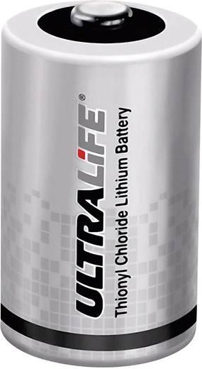 1/2 AA lítium elem, 3,6V 1200 mAh, 15 x 25 mm, Ultralife