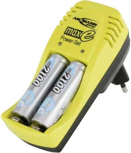 Ansmann Dugasztöltő maxE Power készlet 5107543 maxE Power Set 2100