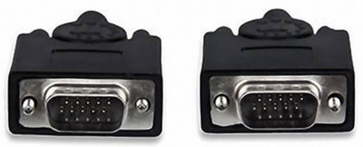 VGA csatlakozókábel VGA dugó an VGA dugó Fekete 1.80 m