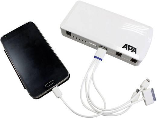 Gyorsindító és vésztöltő készlet (12V/200A) APA 16528