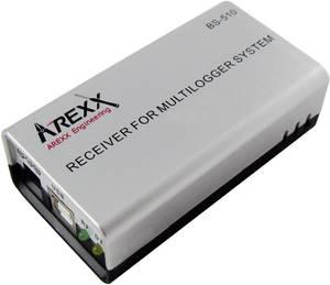 USB-s vevőegység, TL-500 hőmérséklet adatgyűjtő rendszerhez Arexx BS-510 Arexx