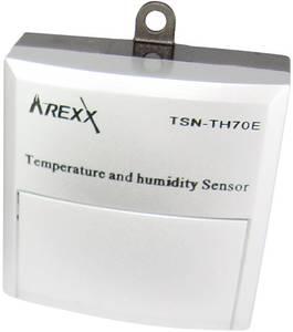 Hőmérséklet- és légnedvesség érzékelő, TSN-TH70E Arexx