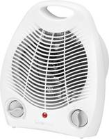 Elektromos fűtőventilátor, 1000/2000W, 16 m², fehér, Clatronic HL 3378 (HL 3378) Clatronic