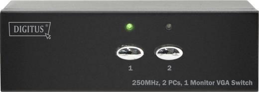 VGA váltó, 2 számítógép, 1 monitor, Digitus DS-44100-1