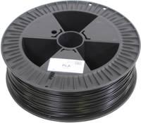 3D nyomtatószál 3 mm, PLA, fekete, 2,1 kg, German RepRap 100294 (100294) German RepRap