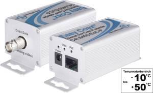2 db-os készlet Hálózati hosszabbító Renkforce Koax Hatótáv (max.): 1500 m 100 Mbit/s Renkforce