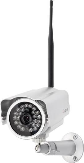 Megfigyelő kamera WLAN/LAN színes kamera 24 LED/IRCUTAPM-JP6235-WS