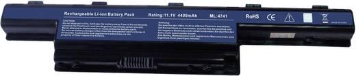 Litium ion laptop akkumulátor Acer és Gateway típusokhoz 5200 mAh 10,8V Beltrona 4741