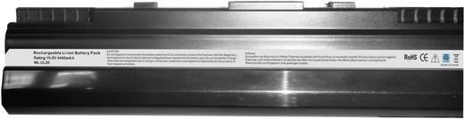 Notebook akku Beltrona Eredeti akku: A31-UL20,A32-UL20,70-MX61B2000Z,70-NNX61B3000Z,90-NX62B2000Y 10.8 V 4400 mAh