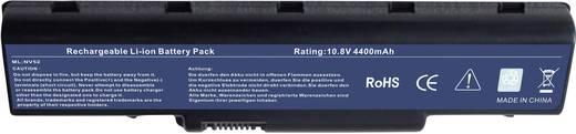 Notebook akku Beltrona Eredeti akku: AS09A61,AS09A41,AS09A31,AS09A56,AS09A71,AS09A73,AS09A75,AS09A90 10.8 V 4400 mAh