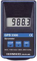 Greisinger GPB 3300 digitális kézi barométer, légnyomásmérő 0,3...1,1 bar Greisinger
