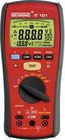 Benning IT 101 Szigetelésmérő műszer Kalibrált (ISO) 50 V, 100 V, 250 V, 500 V, 1000 V 20 GΩ Benning