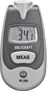 Mini infra hőmérő, távhőmérő 1:1 optikával -25-től +250 °C-ig Voltcraft IR-230 VOLTCRAFT