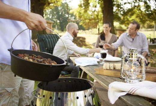 Kültéri grillező, sütő- és fűtőlap, Petromax Atago