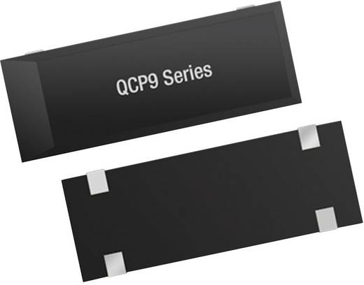 Kvarc, QCP9 sorozat Qantek QCP94.91520F18B35R Frekvencia 4.9152 MHz Kivitel 4-PAD SMD (H x Sz x Ma) 12.5 x 4.6 x 3.7 mm