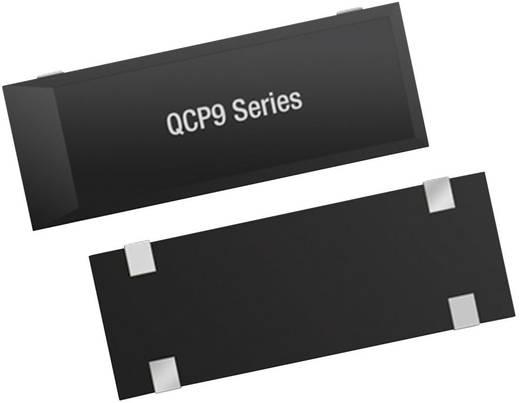 Kvarc, QCP9 sorozat Qantek QCP99.83040F18B35R Frekvencia 9.8304 MHz Kivitel 4-PAD SMD (H x Sz x Ma) 12.5 x 4.6 x 3.7 mm
