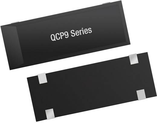 Kvarc, QCP9 sorozat Qantek QCP912.0000F18B35R Frekvencia 12.000 MHz Kivitel 4-PAD SMD (H x Sz x Ma) 12.5 x 4.6 x 3.7 mm