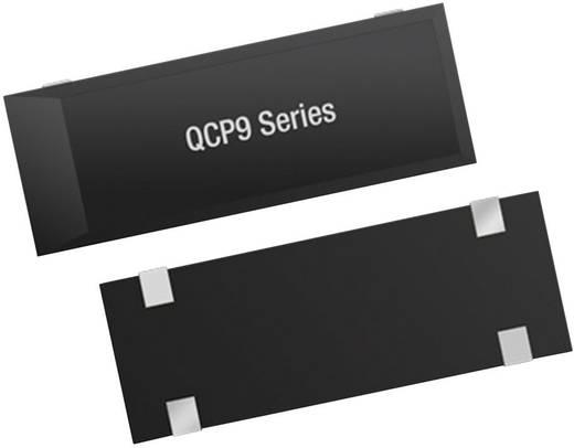 Kvarc, QCP9 sorozat Qantek QCP93.579545F18B35R Frekvencia 3.579545 MHz Kivitel 4-PAD SMD, 12,5 x 4,6 x 3,7 mm