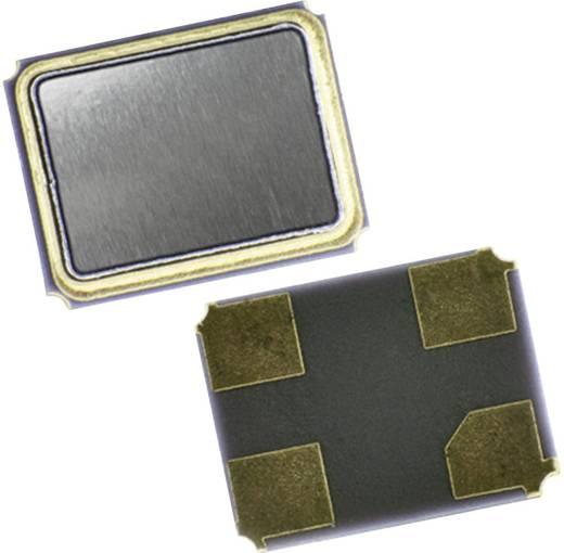 Kvarc, MT sorozat EuroQuartz 16.000MHz MT/30/30/-40+85/12pF Kivitel 4-PAD SMD, 3,2 x 2,5 x 0,7 mm